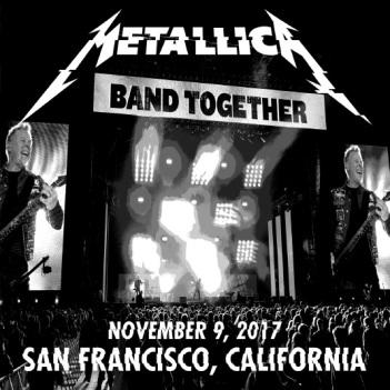 metallica band together