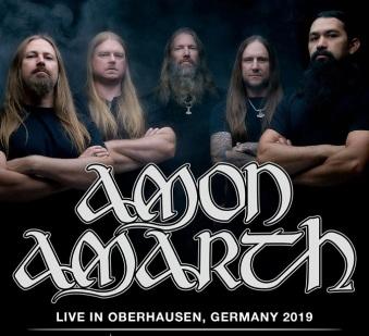 Amon Amarth - Live In Oberhausen 2019